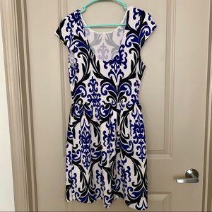 Everly Dresses - Everly Cap Sleeve Dress